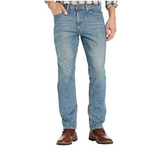 Signature by Levi Strauss Athletic Jeans Napa 34
